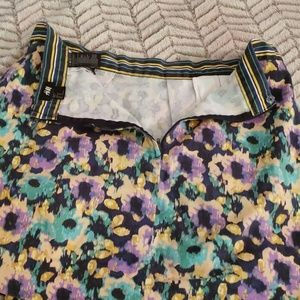 H&M Skirts - H&M Floral Skirt. Size 14